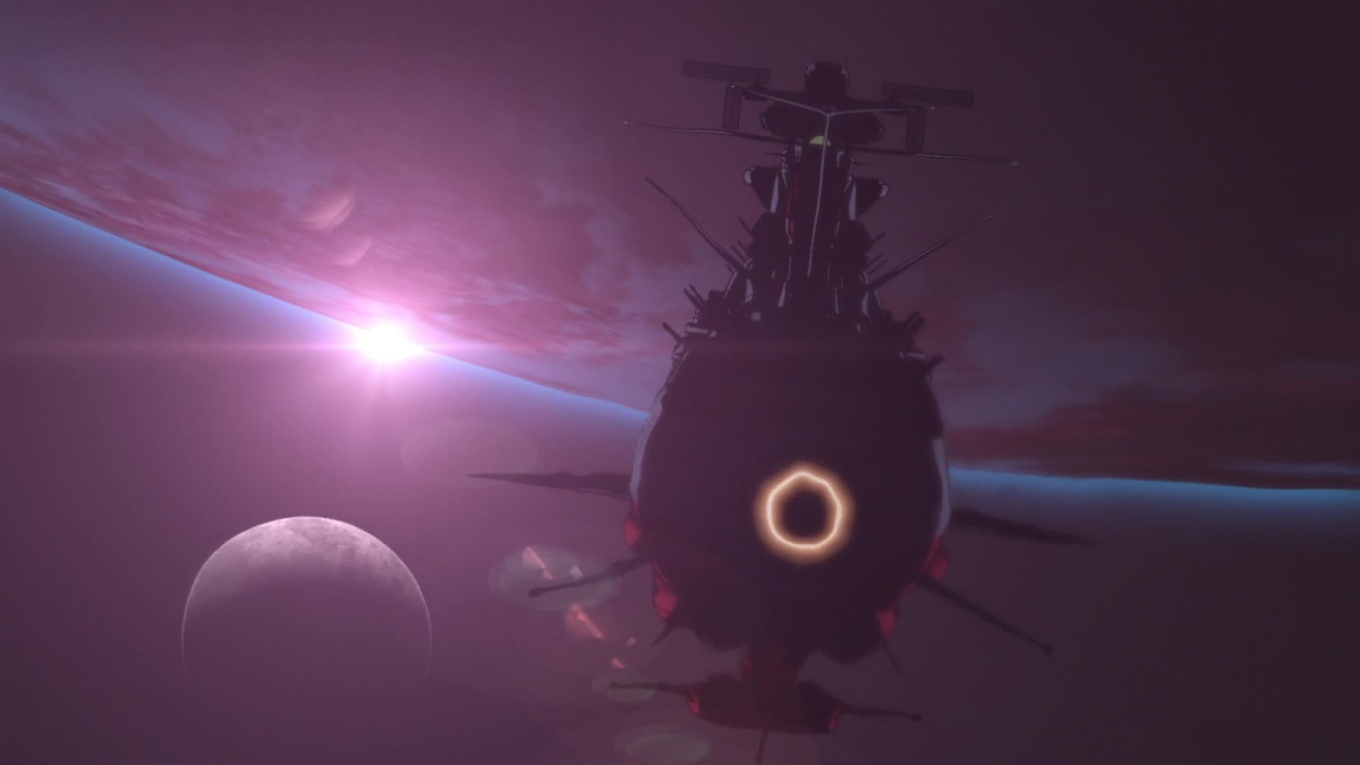 Yamato 2199 Episode 3 Commentary Cosmodna